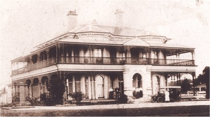 1942: Gen MacArthur moved HQ to Brisbane. Central Bureau moved in Sept.