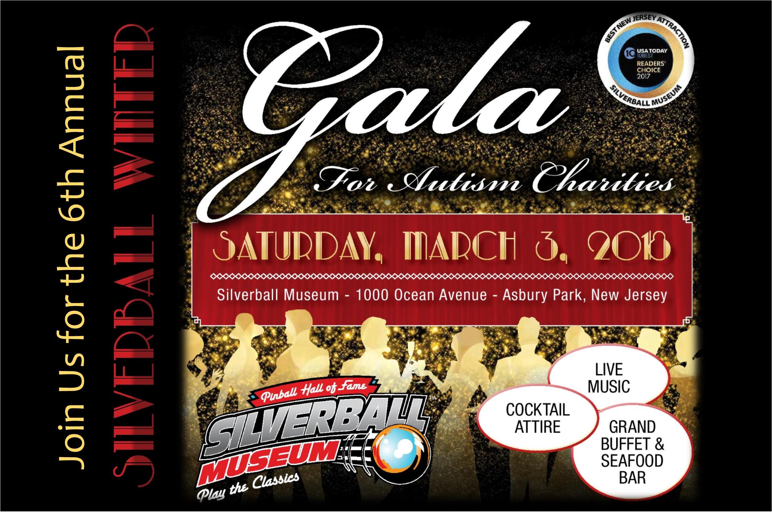 2018 Silverball Winter Gala