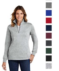 Women's 1/4 Zip Sweatshirts