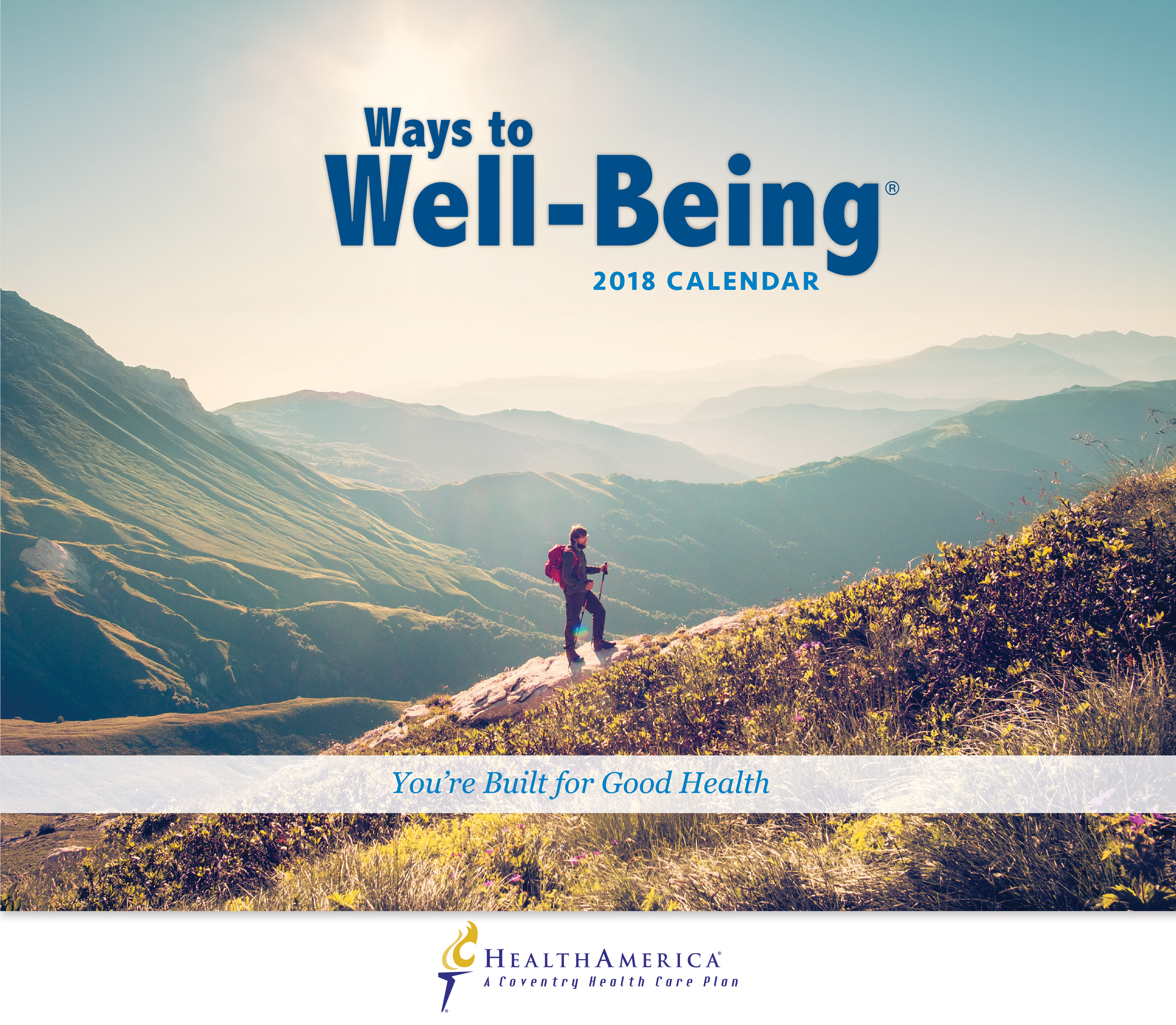AIPM 2019 Health & Wellness Calendar