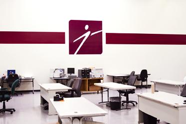 TAB Warehouse Office