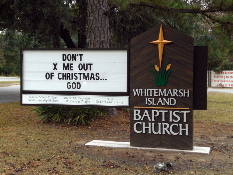 Whitmarsh Baptist Church