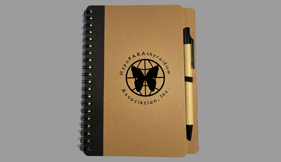 5X7 Notebook with Pen
