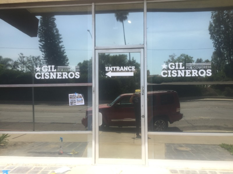Building Signs and Window Lettering for Election Campaigns in Brea CA