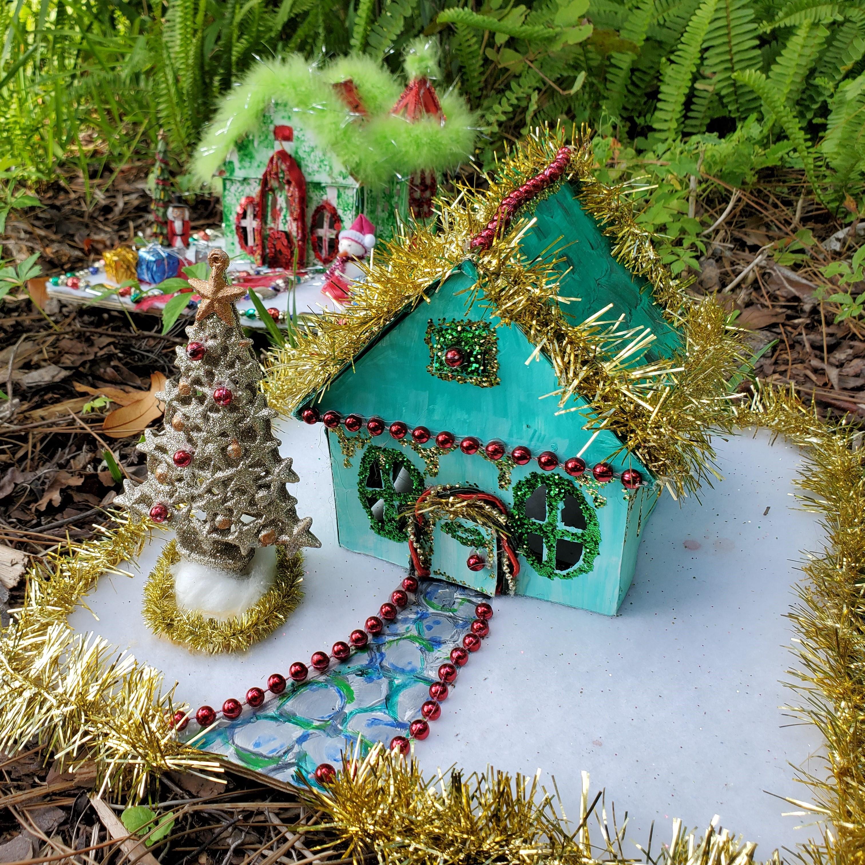 Holiday Cottage Workshop for Kids