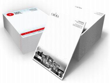 notepad printing service, custom notepad printing toronto, printed memo pads, business notepad printing, cheap custom notepads