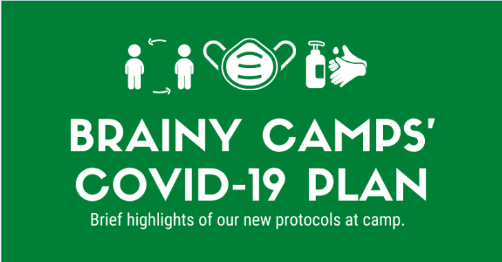 Brainy Camps' Summer 2021
