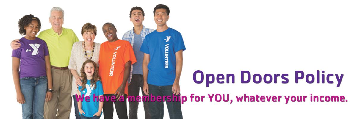 Spotlight Membership Open Doors