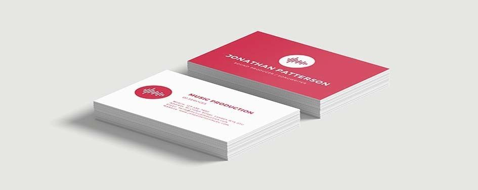 Business Cards - READY WITHIN 24 HOURS