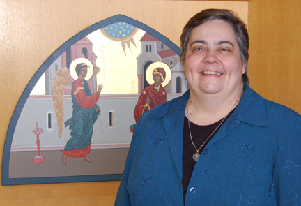 Sisters Re-Elect Sister Nancy Miller as Prioress - 3/10/12
