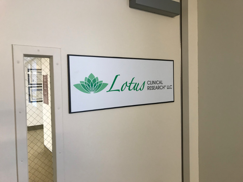 Door and Suite Signs for Medical Facilities in Southern CA