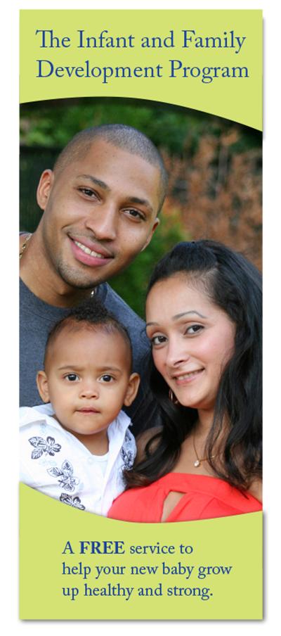 Infant & Family Development Brochure