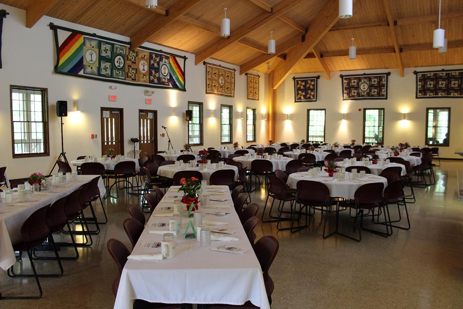 Dining Hall (Large) Banquet/Reception
