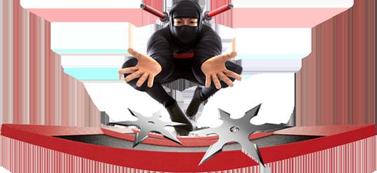 Trampoline Ninja