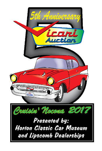 Nocona Economic Development Corporations Events Activities - Nocona car show