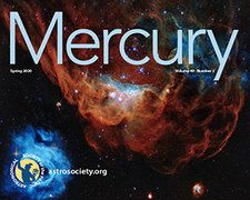 Mercury, Spring 2020 Vol. 49 No. 2