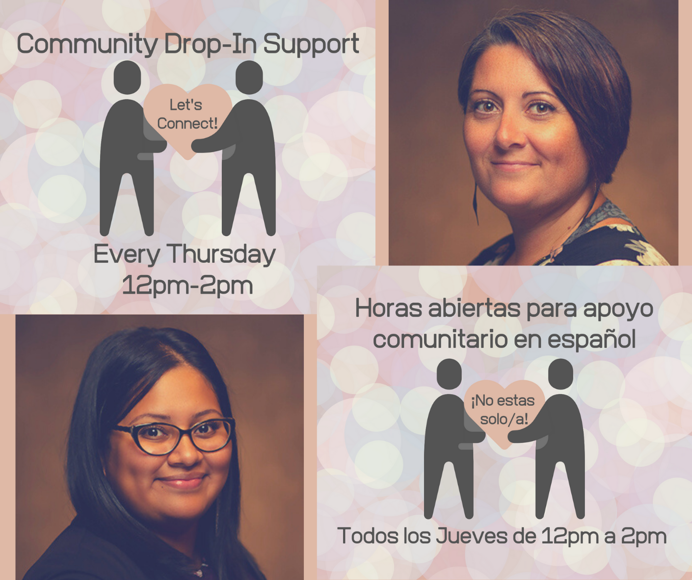 Community Drop-In Support