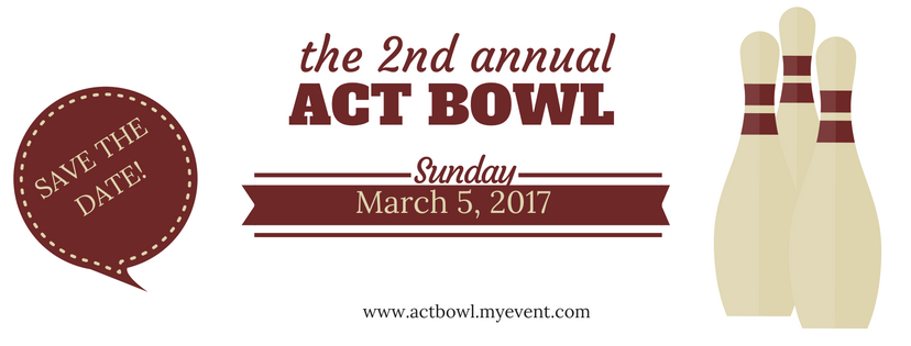 2nd Annual ACT Bowl