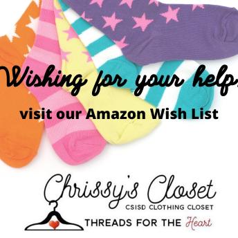 Shop the Amazon Wish List