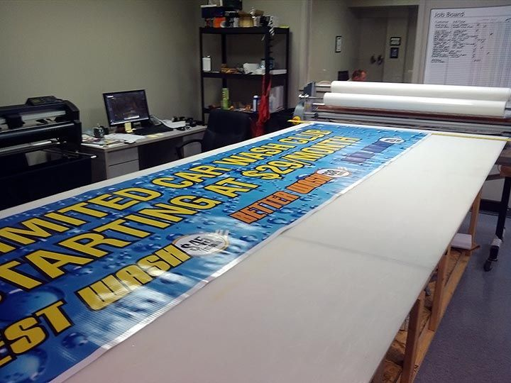 Very Large Banners (3x12)