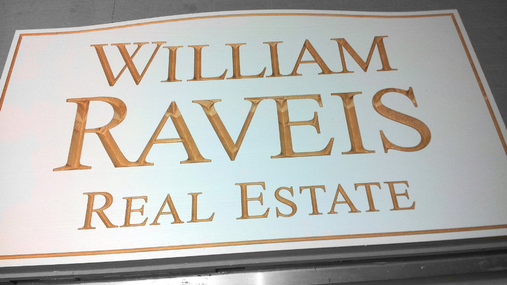 William Raveis Engraved