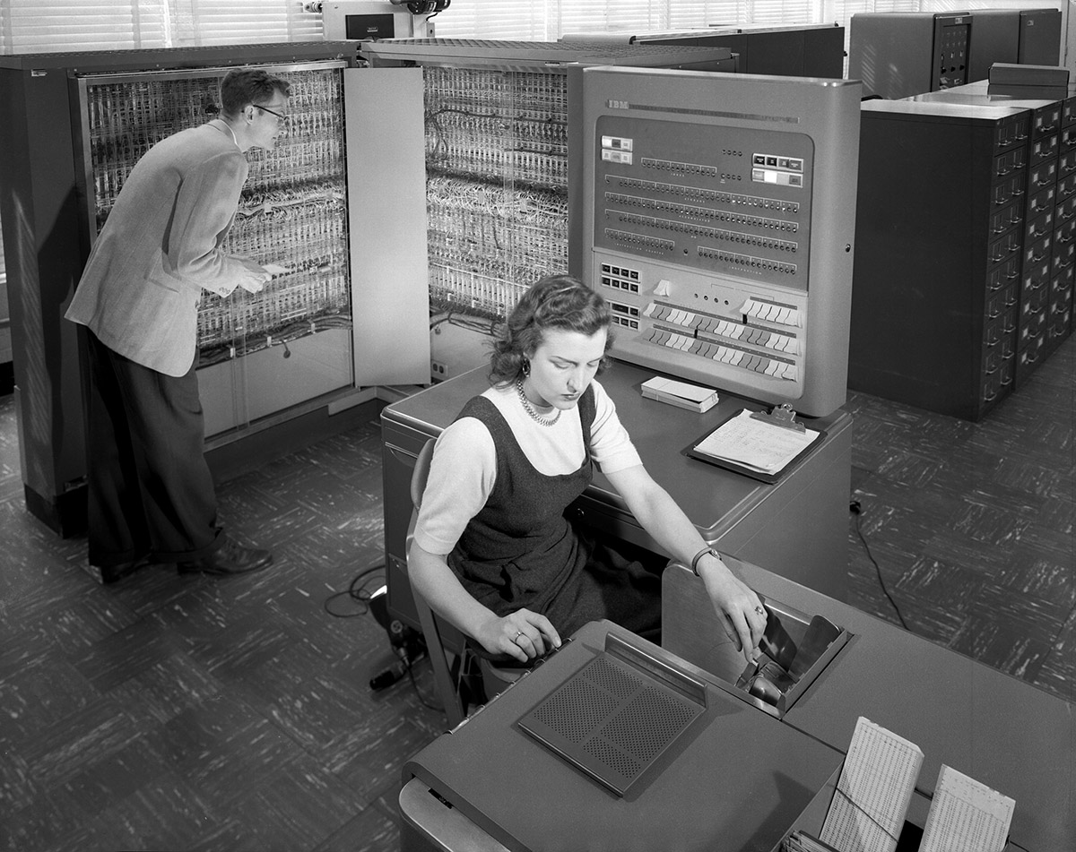 The Untold History of Women in Coding