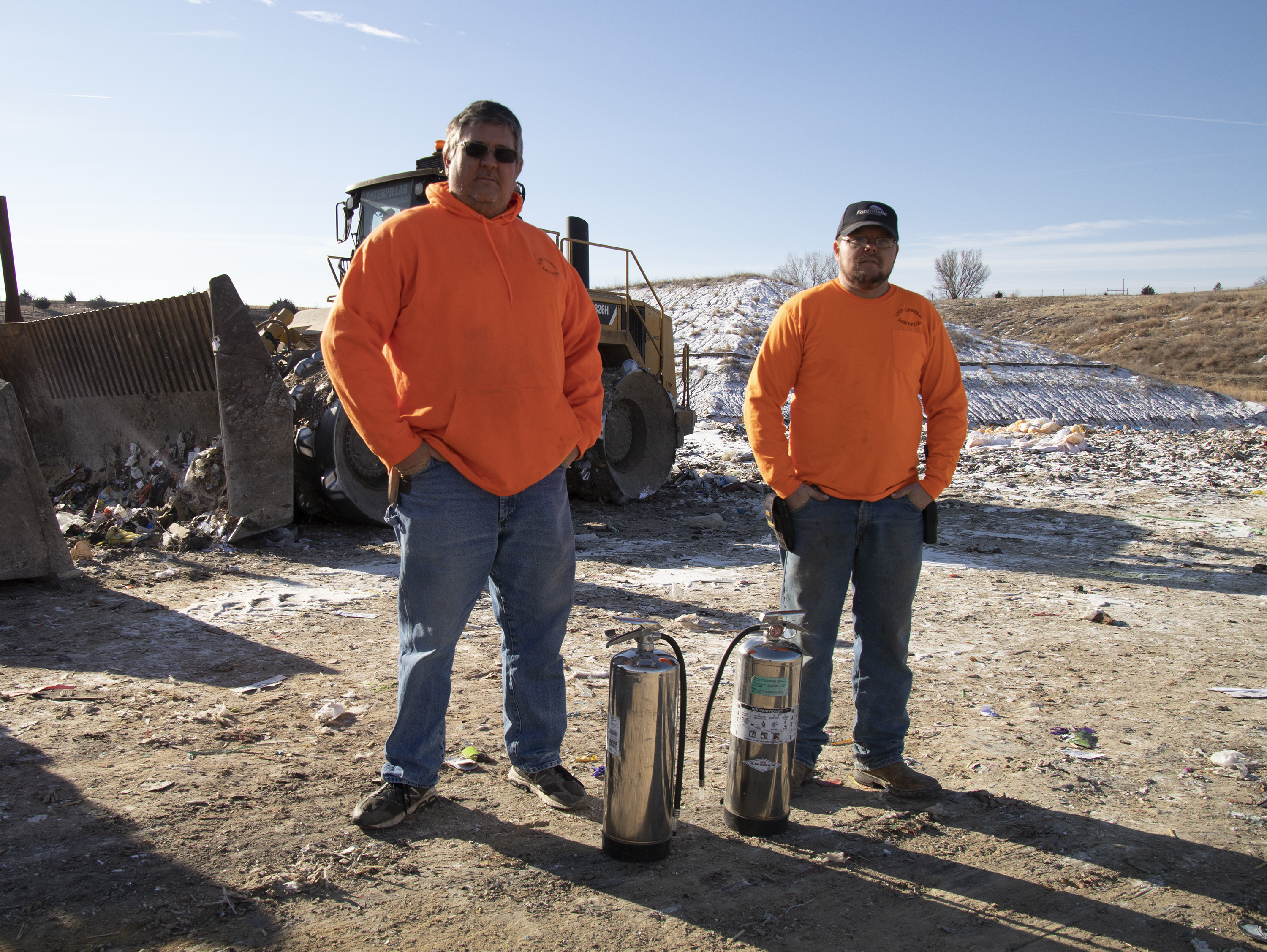 Loup Central Landfill receives Lean on LARM Safety Grant