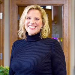 Lori Wellman, Director of Development