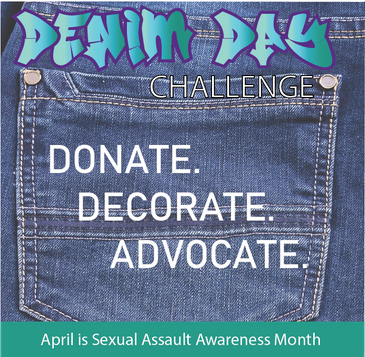 Denim Day and Sexual Assault Awareness Month