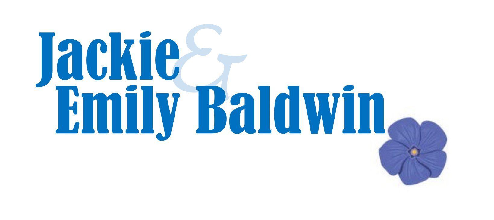Jackie and Emily Baldwin