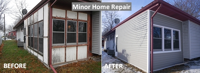City of Madison Minor Home Repair