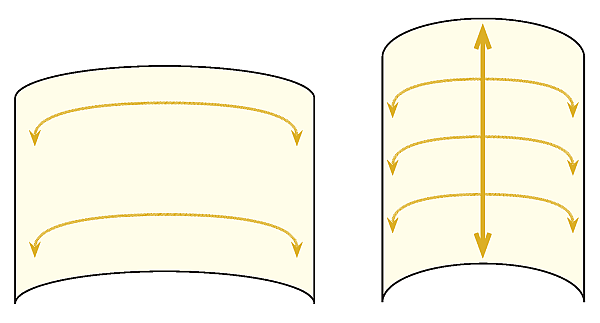 Paper Grain Fold Test