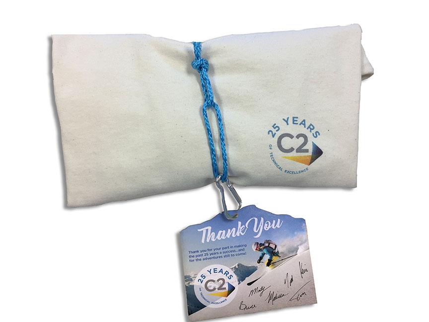 Anniversary Shirt & Hang Tag Giveaway