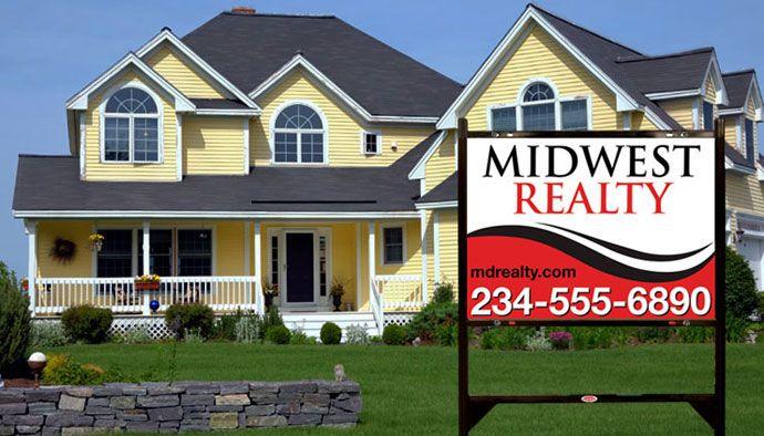 Real Estate Sign 8