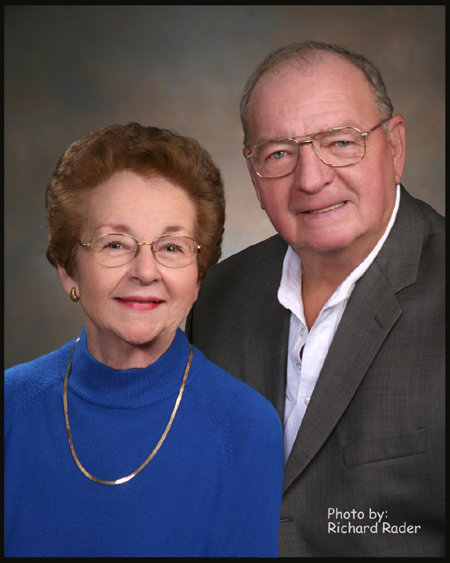 Rev. Mr. Ed and Mrs. Dottie Gentrup