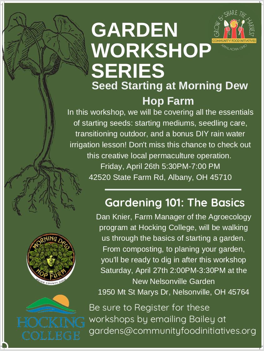 Gardening 101: The Basics