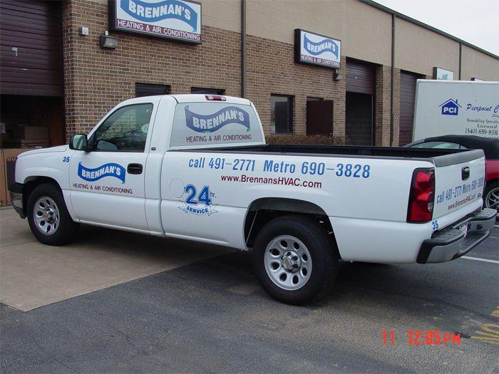 Brennans Truck Graphics