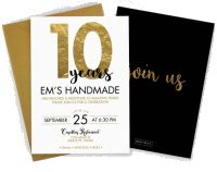 Invitations - Wedding & Special Events