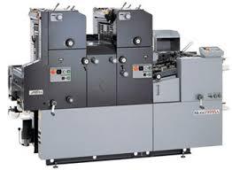 ABDick 9985 Offset Press