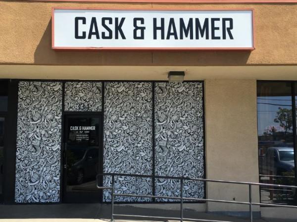 Full Vinyl Window Wraps for Bars in Orange County CA
