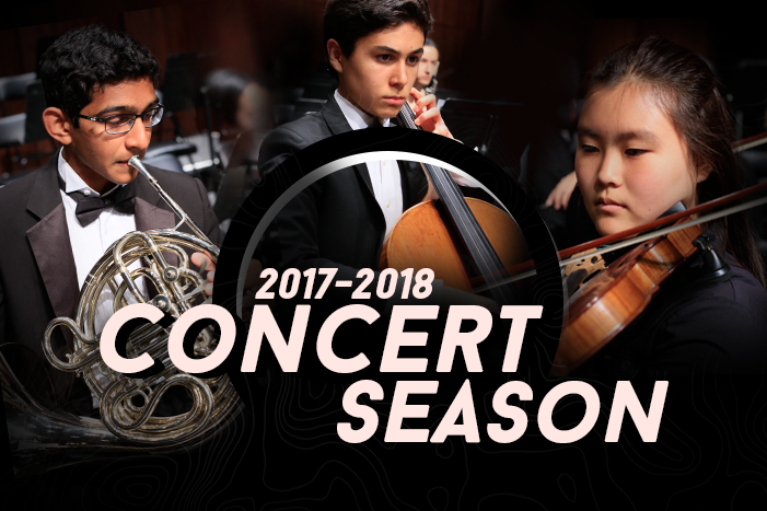 2017-2018 Concert Season