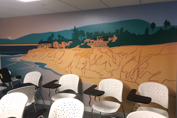 Wall Graphics: Beach Series 3