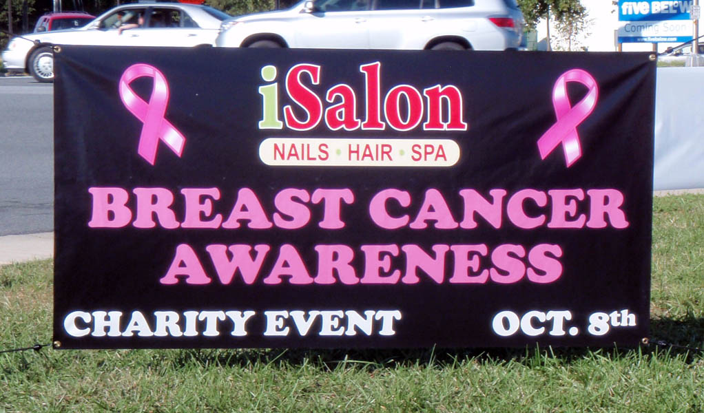 Sponsor and Awareness Banners