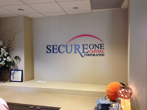Lobby signs for banks Orange County