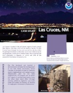 Critical Thresholds, Extreme Weather, and Building Resilience: Las Cruces, NM, USA