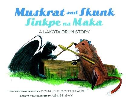 ....Muskrat and Skunk