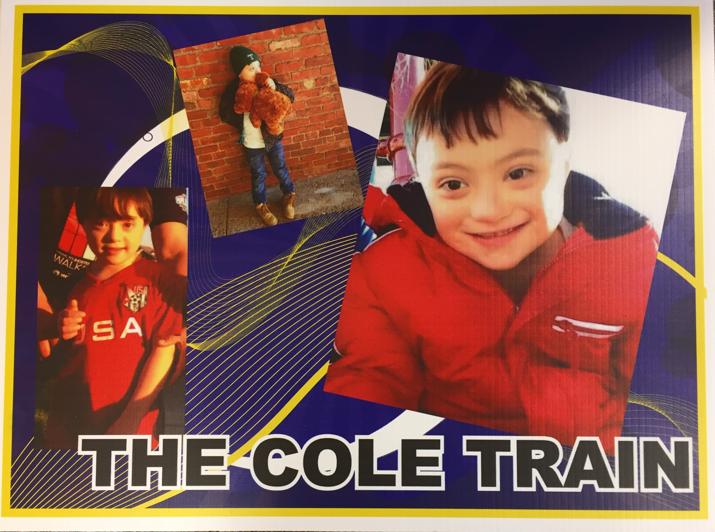 The Cole Train