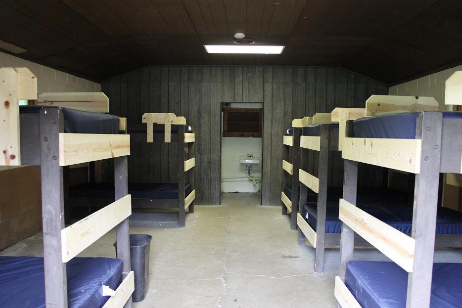 Shaulis Cabin Interior