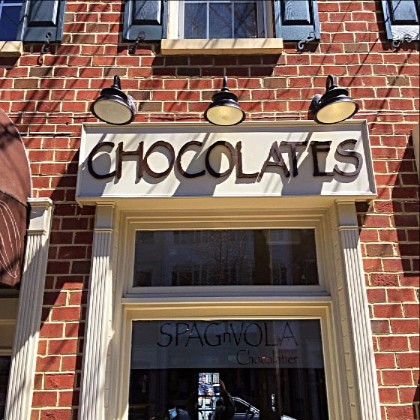 SPAGnVOLA Chocolatier