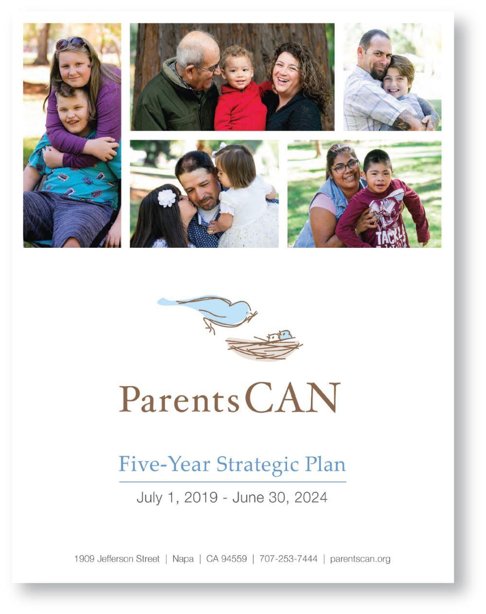 ParentsCAN Five-Year Strategic Plan